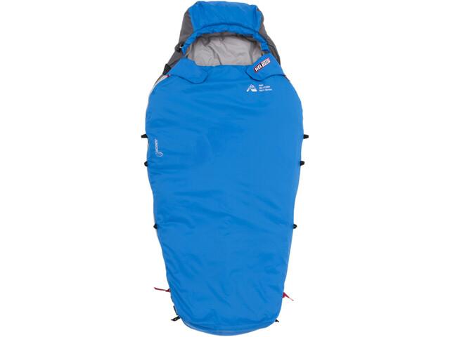 Helsport Mini Sleeping Bag Kids bright blue